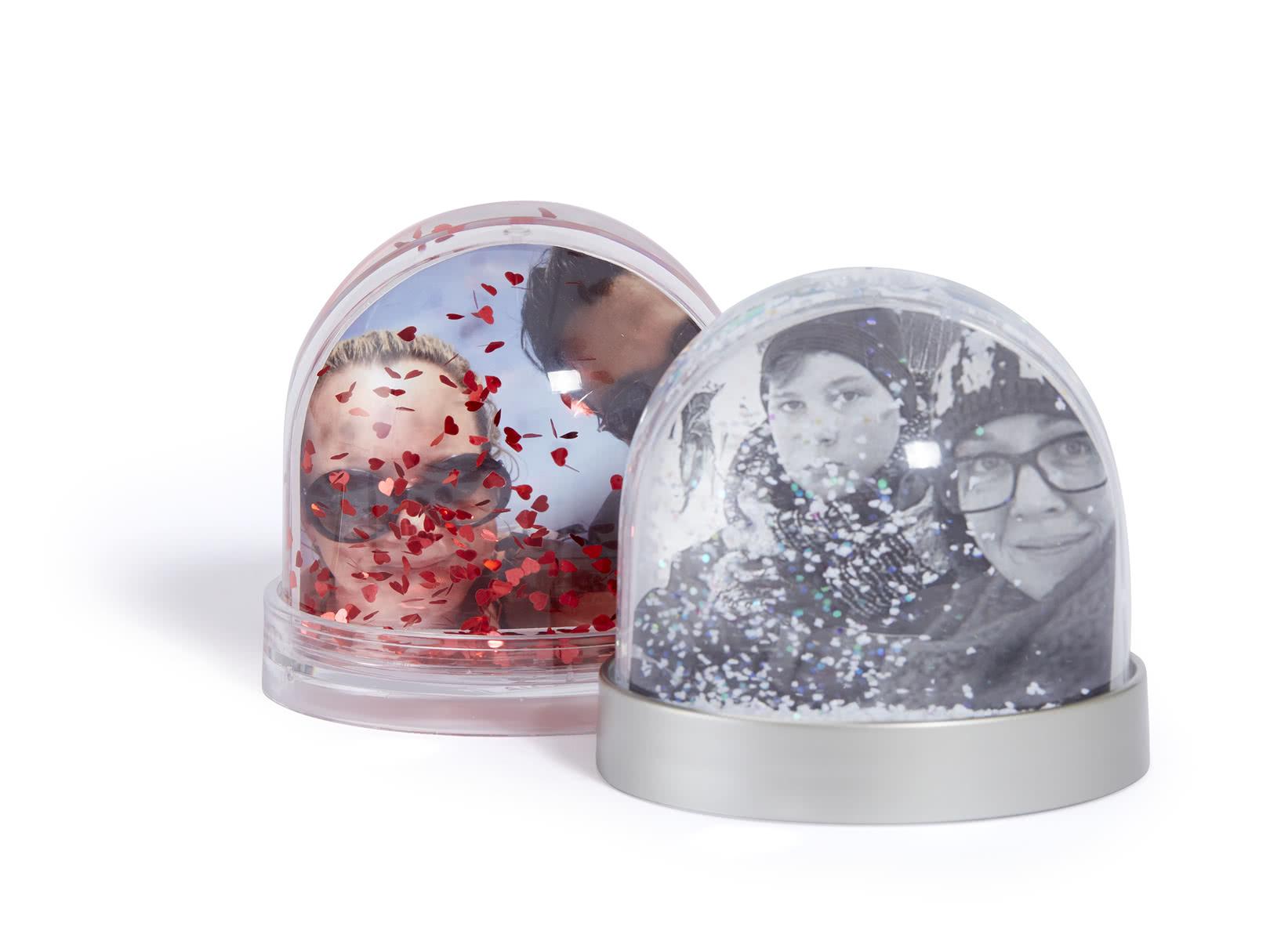 Fotosneeuwbollen