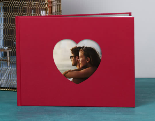 Christmas Edition Love Photo Book