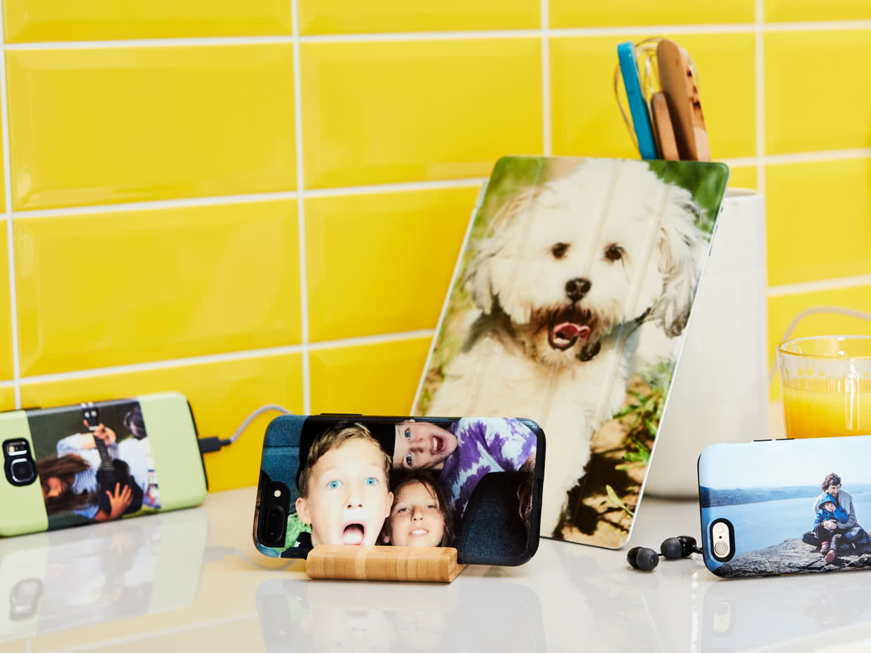Browse photo printing services at PhotoBox. Buy from personalised gifts and canvas prints to posters, birthday cards and personalised mugs and earn cashback.