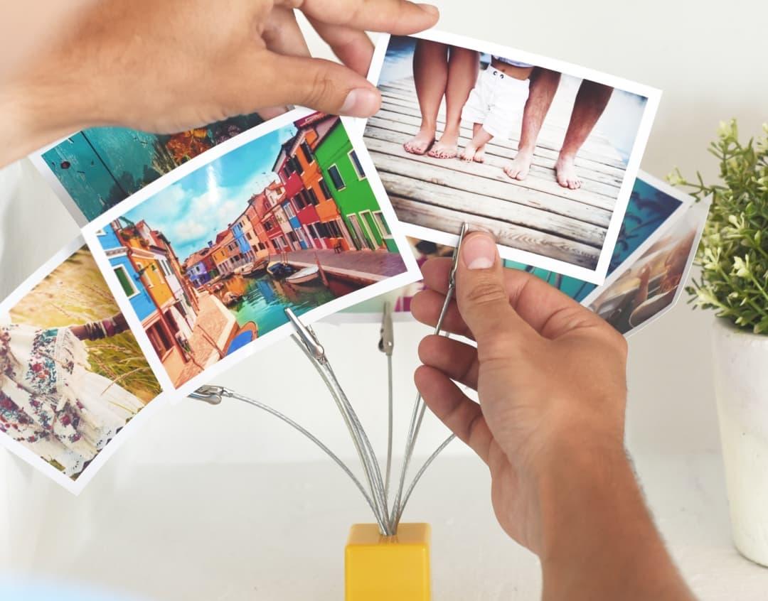 Imprime tus fotos de vacaciones