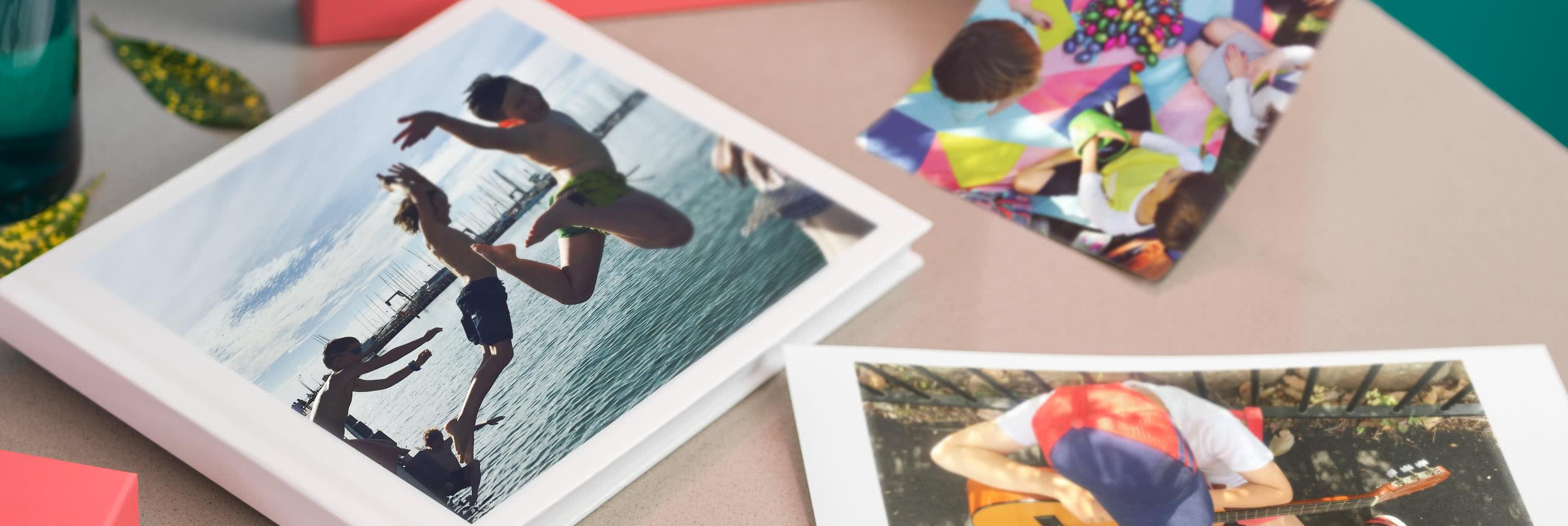A4 Premium Hardcover Pro Lay Flat Photo Books