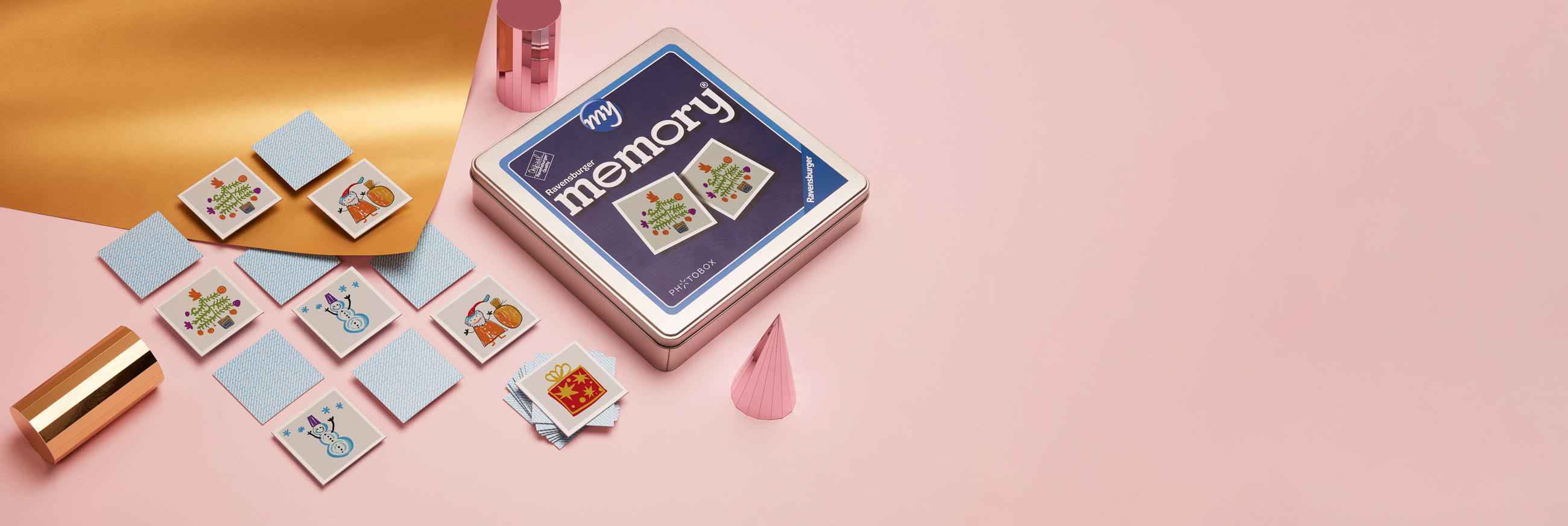 Personalised Memory Game