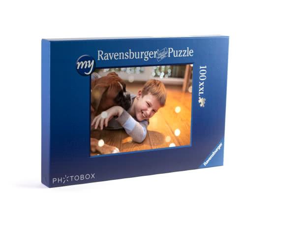 100 pieces Ravensburger Photo Jigsaw