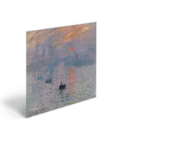 Impression Sunrise by Claude Monet - Poster