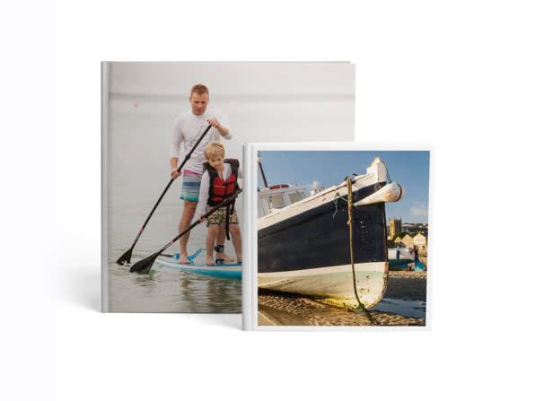 souvent Album Photo – Créer mon Livre Photo Personnalisé en Ligne - Photobox IN24