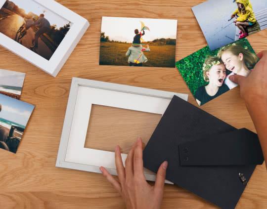 Digital fotoframkallning