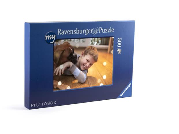 500 pieces Ravensburger Photo Jigsaw