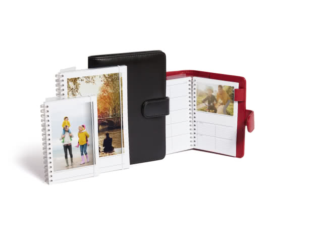 Standard & Large Photo Diaries
