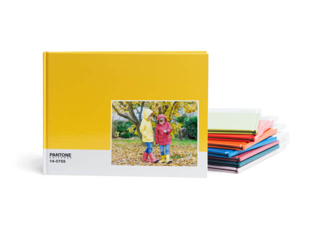 Livres photo Pantone