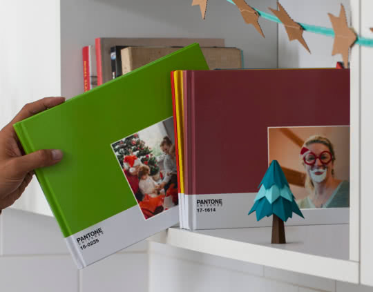 Special Edition Pantone Photo Books
