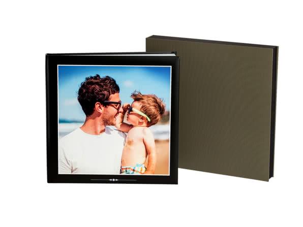Livre Photo Coffret Premium