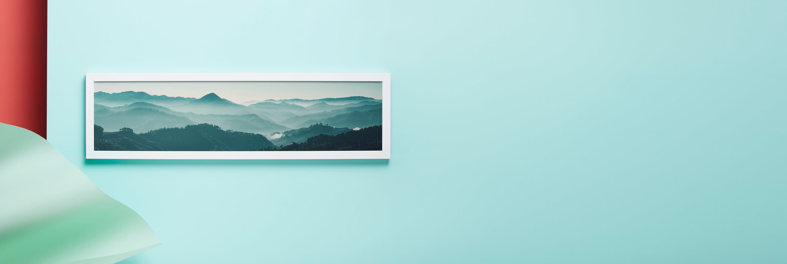 Panoramic Framed Posters