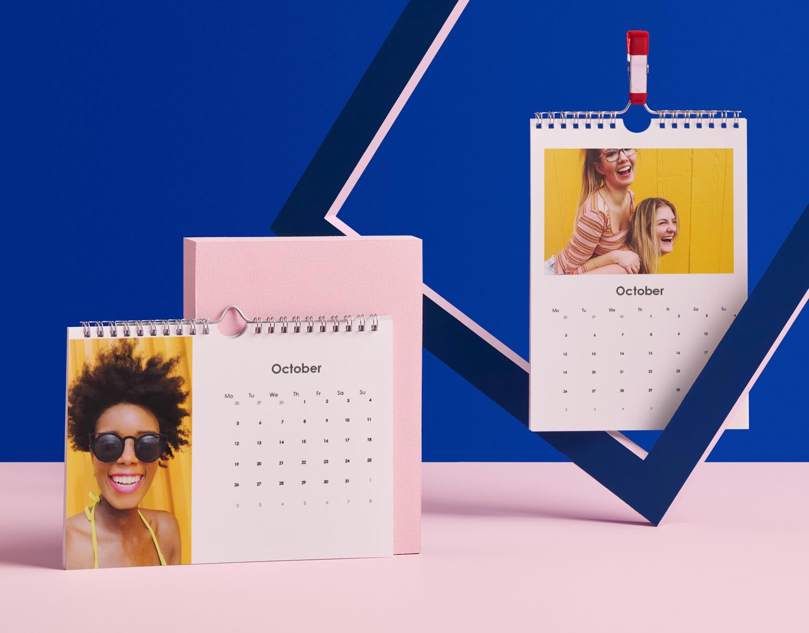 Kalender und Terminkalender