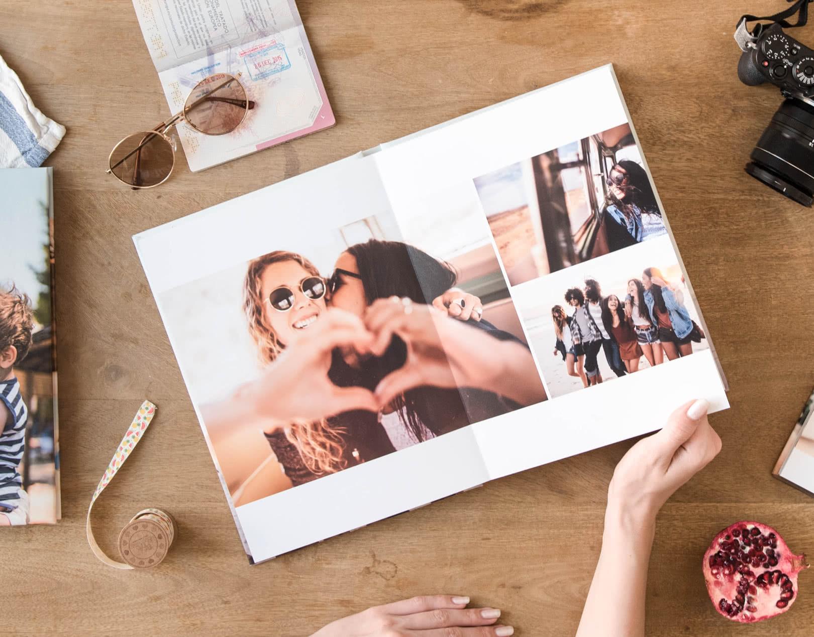 Álbumes de Foto digitales