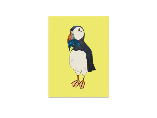 Peter Puffin by Amber Elise