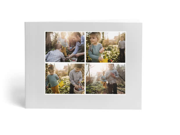Livre photo souple format A5