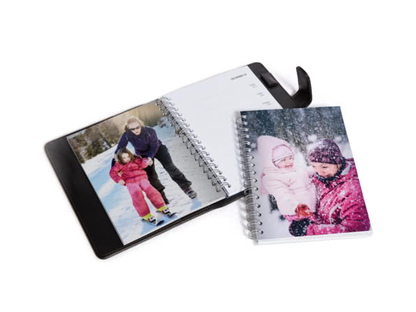 Christmas Gift Ideas for Girlfriend - Deluxe Diary - Heart and Sole