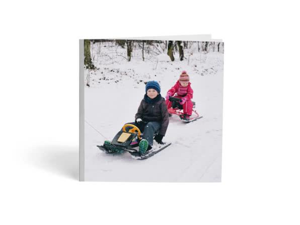 Softcover Square Photo Book