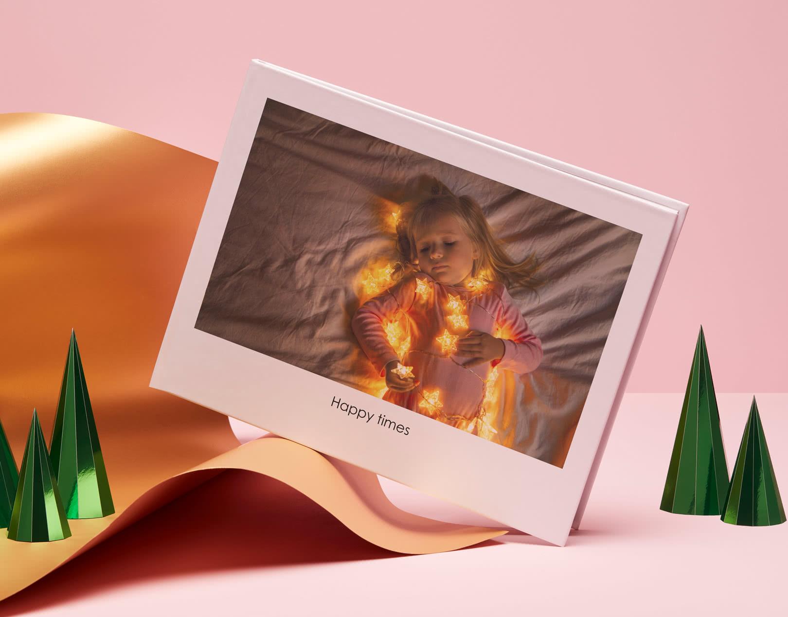 Fotolibri A4 e A3 personalizzati