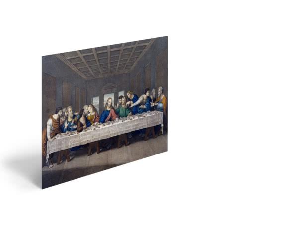The Last Supper by Leonardo da Vinci - Poster