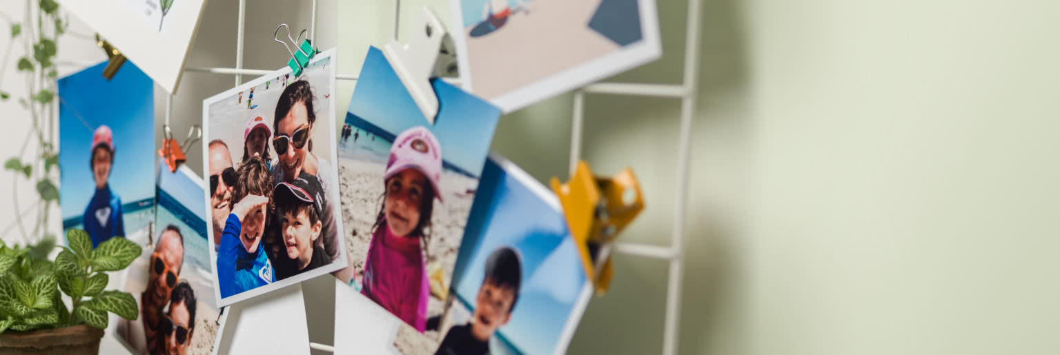 Square Photo Prints - Photobox