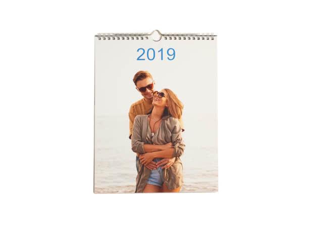Calendario A4