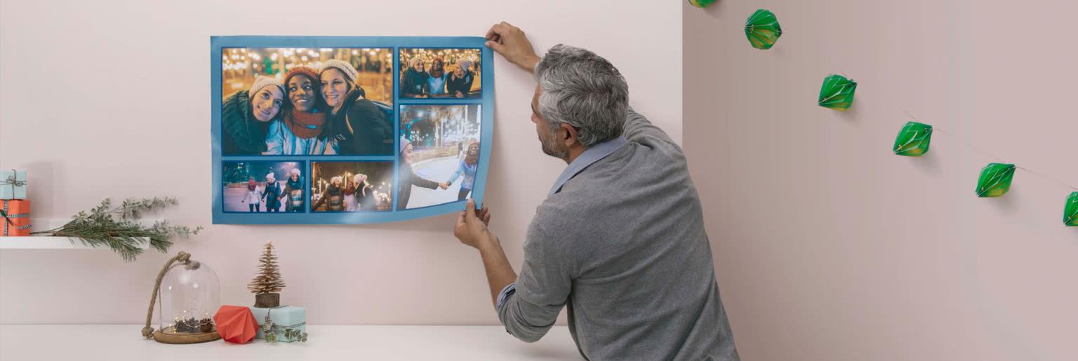 collage canvas unleash your creativity photobox