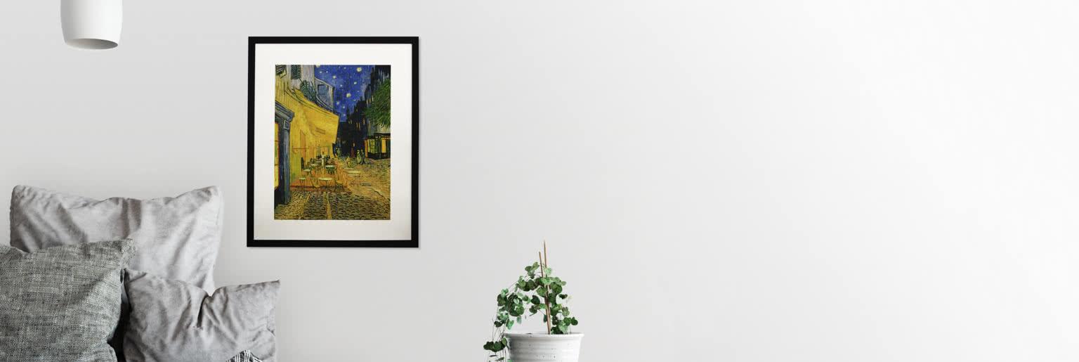 Cafe Terrace by Vincent van Gogh