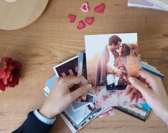 Regalos San Valentín hechos a mano - Revelado