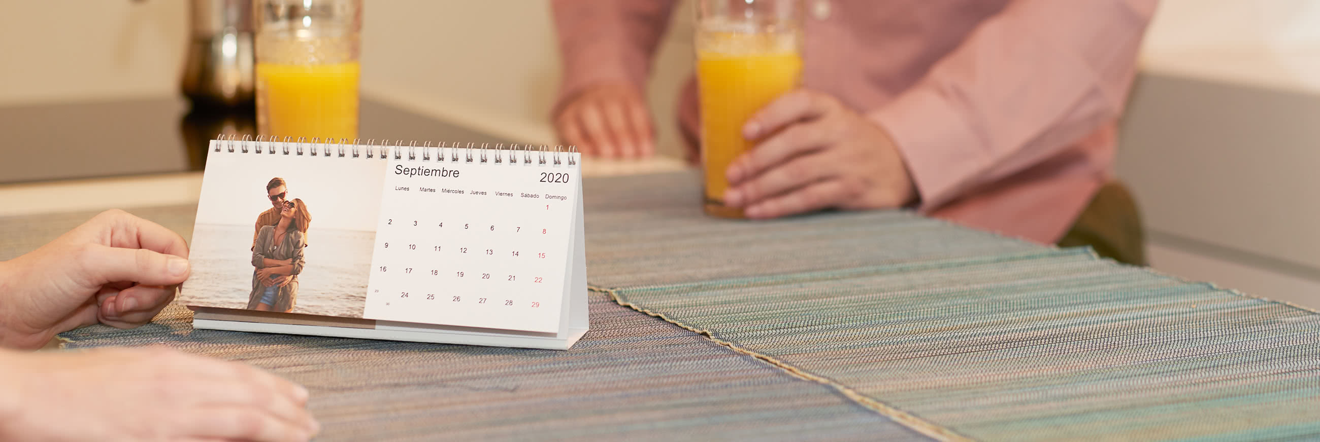 Calendario Online Sobremesa
