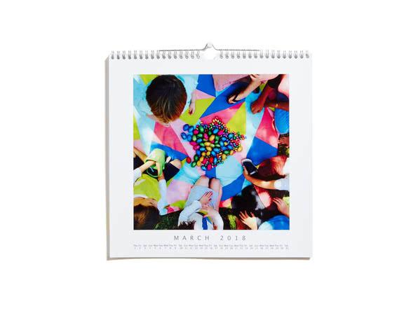 Square Calendar
