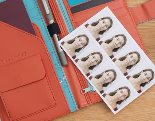Reglement Fotoafdrukken Pasfoto