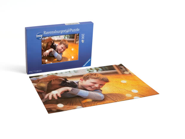 Ravensburger Photo Jigsaw