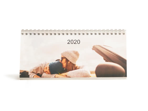 Calendario de Sobremesa