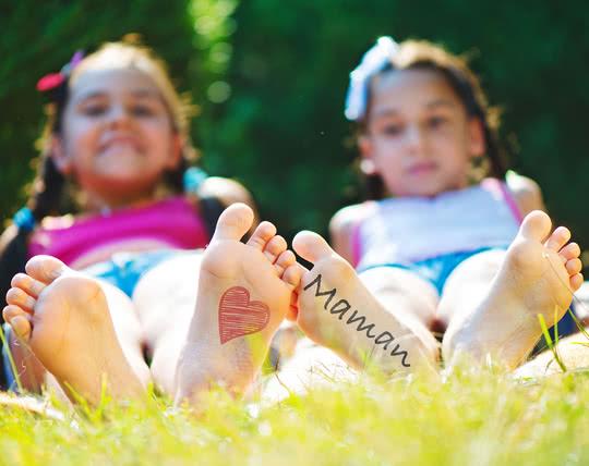 Idées de cadeaux de Noël pour Elle - Le cœur sur les souliers