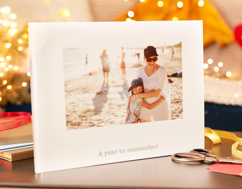 Christmas Photo Book