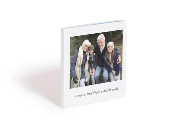 Cadeaux de Noël pour Mamie - Livre Happy Moments - La Fine Équipe