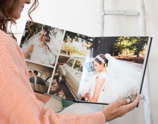 Álbum Maxi para bodas