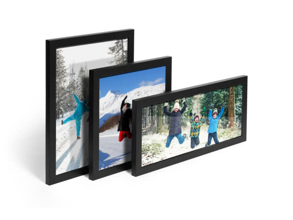 Christmas Gifts for Mum - Framed Poster Prints - Head Swap