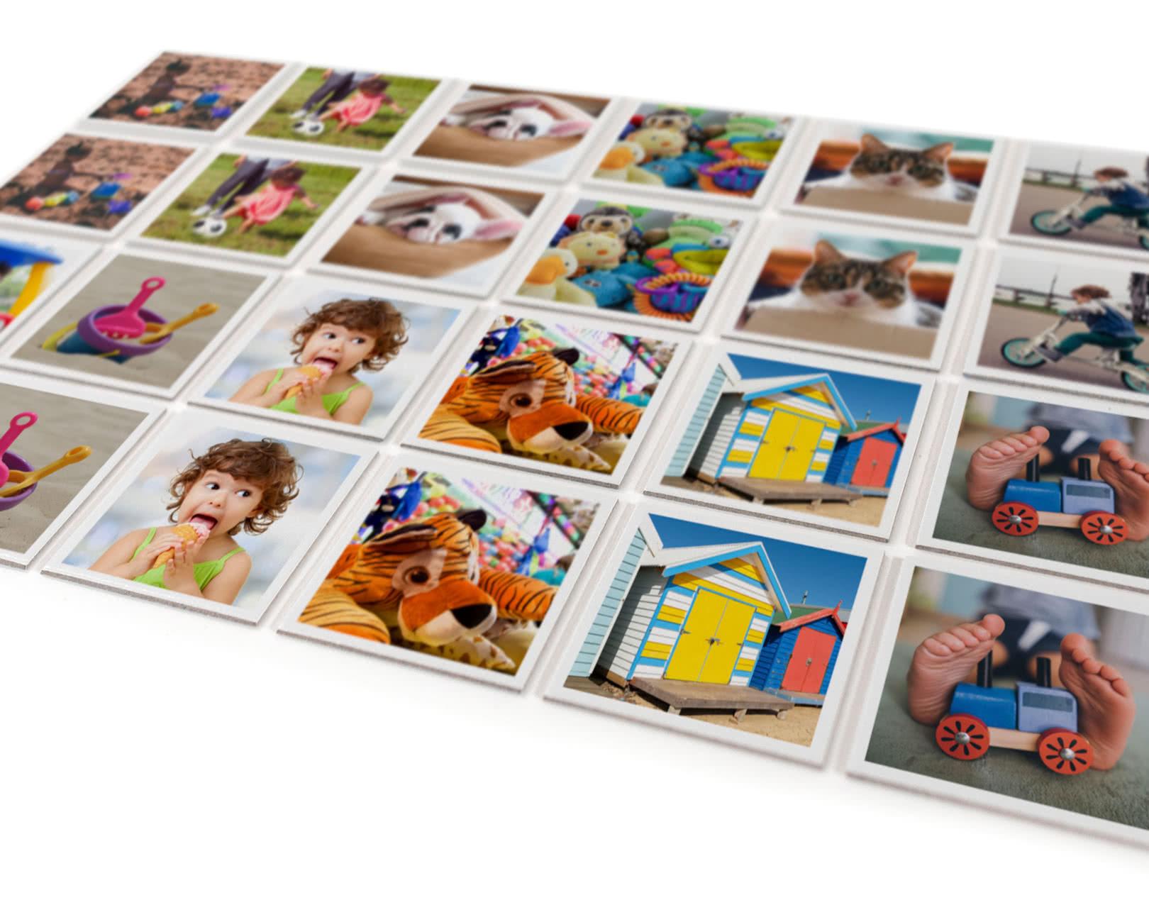 Memory-spelkort