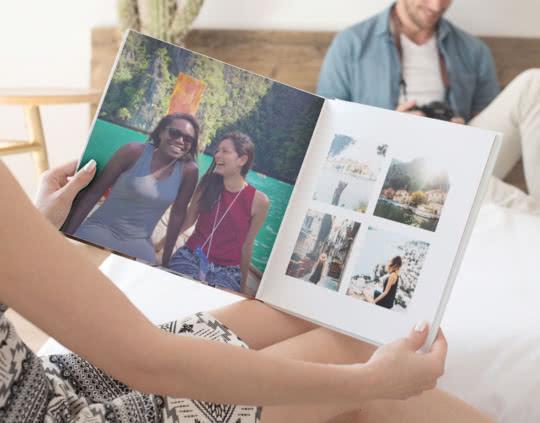 Libro de Fotos Maxi