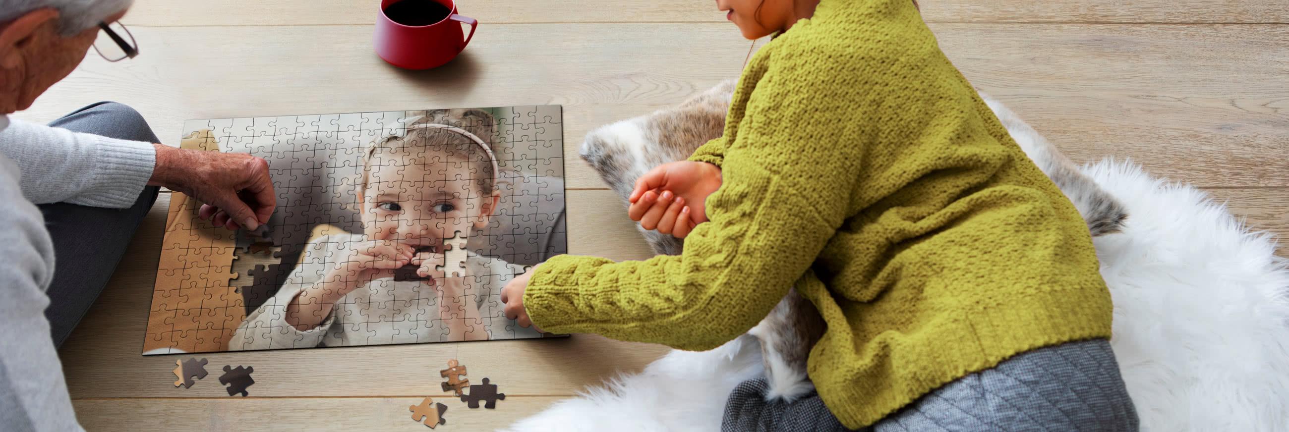 puzzle personalizado Hofmann