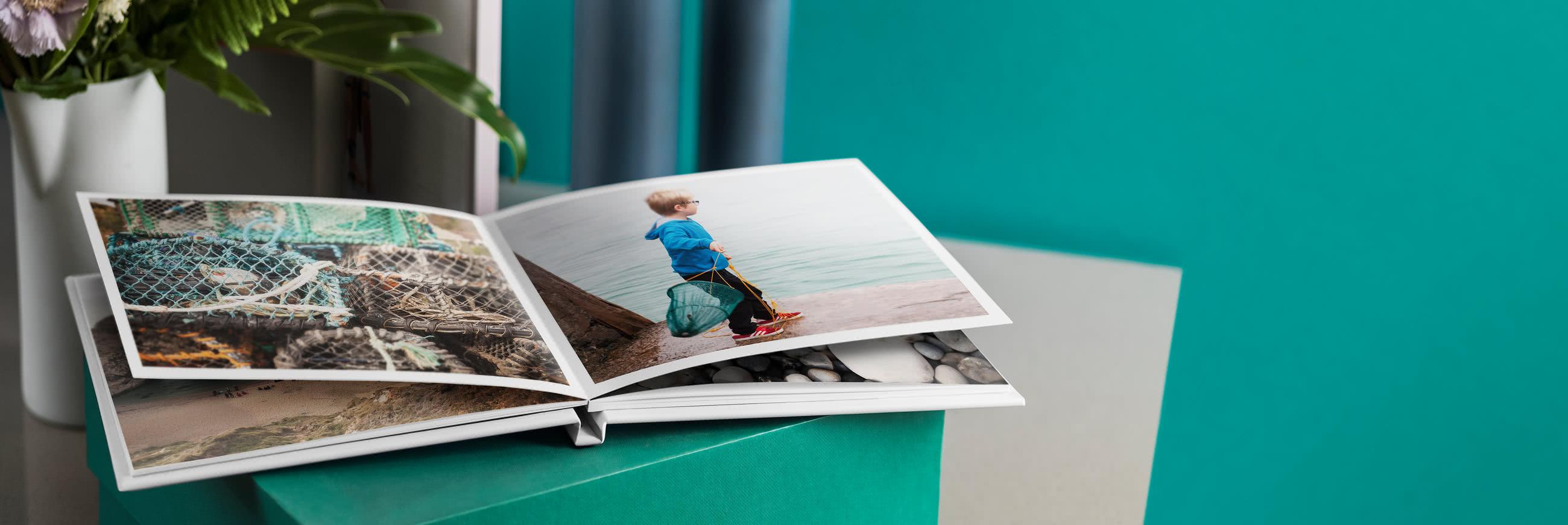 livre photo premium carr photobox. Black Bedroom Furniture Sets. Home Design Ideas