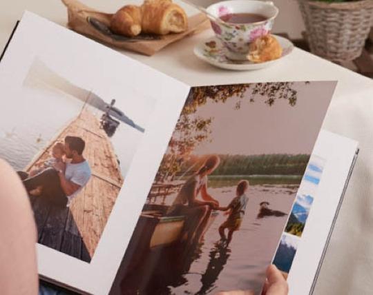 Regalos día del padre - Álbum de fotos