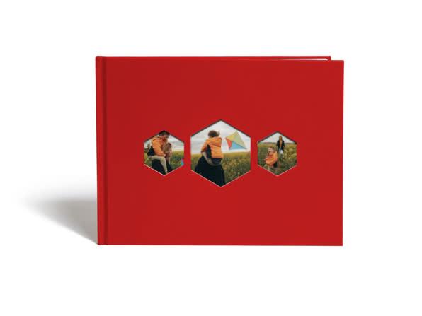 Sekskantet A4-bog