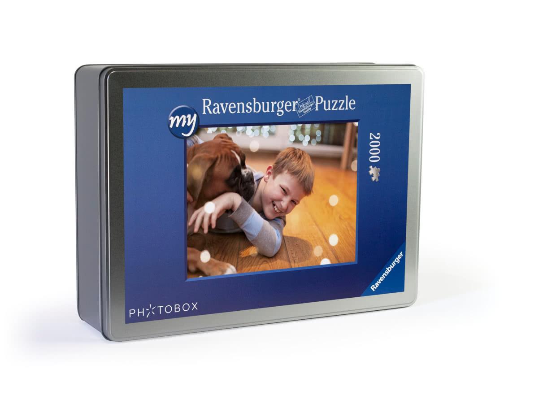 Puslespil Ravensburger Photobox