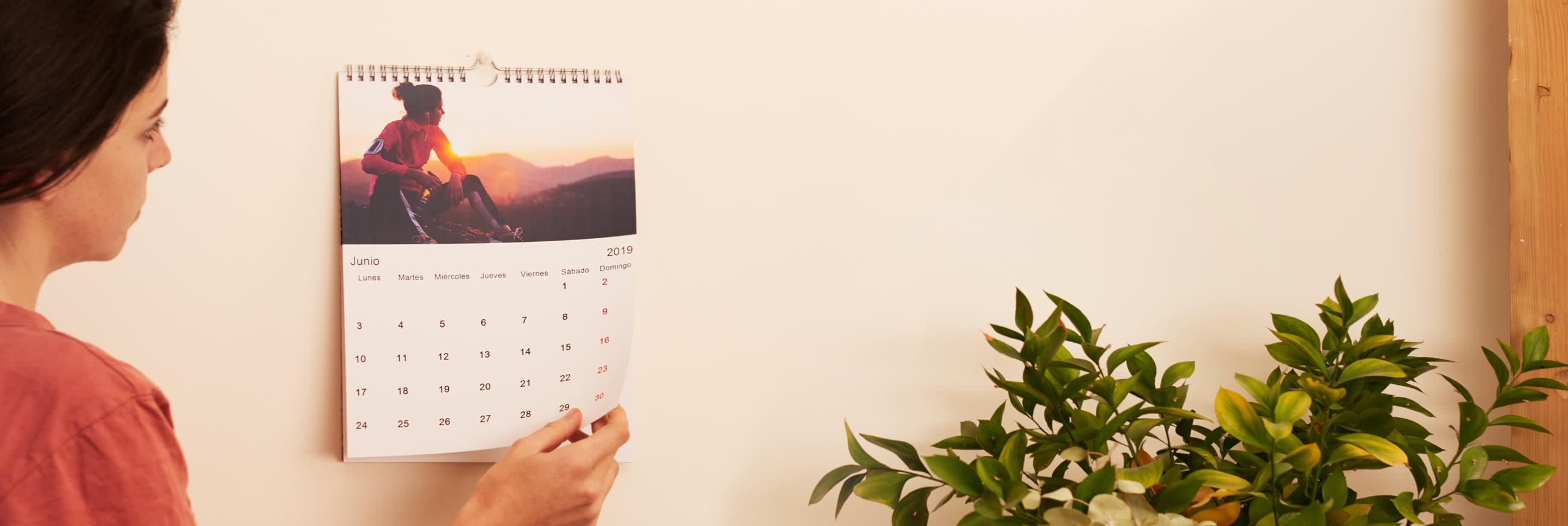 Calendario Online A4 & A3