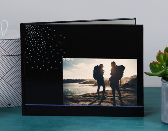 Special Edition Crystal Photo Book