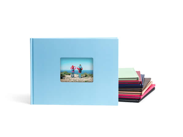 A4 Classic Photo Book - Standard Hardcover