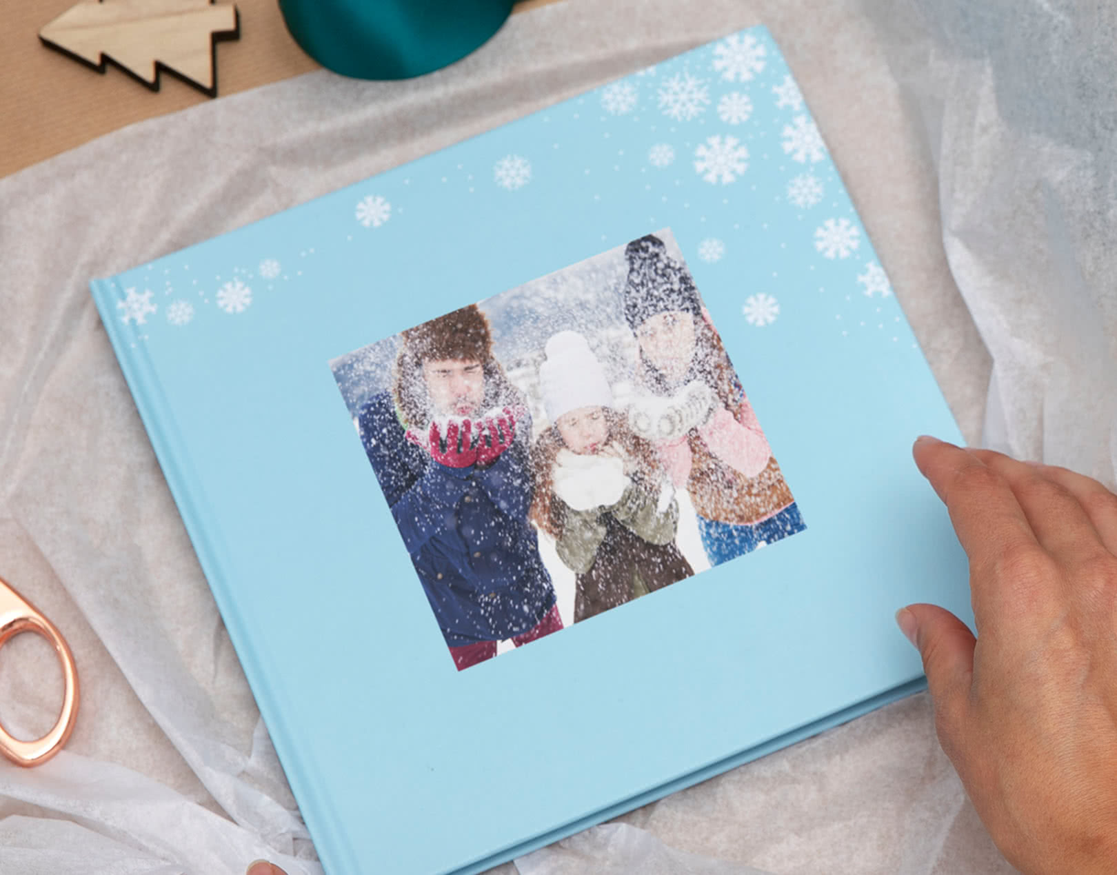Standard Hardcover Square Photo Books